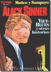 Alack Sinner - Viet-Blues y otras historias