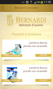 Bernardi - screenshot