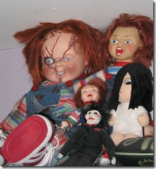 Chucky Doll Group