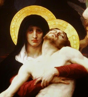William Adolphe Bouguereau 1825 1905 Pieta 1876