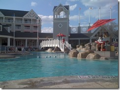 Yacht Club Resort at Disney World