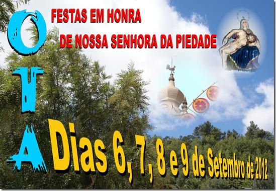 Festas N. Sra. Piedade - 2012