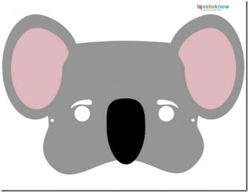 mascara koala  (2)