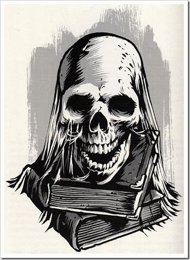 HP_Lovecraft_skull