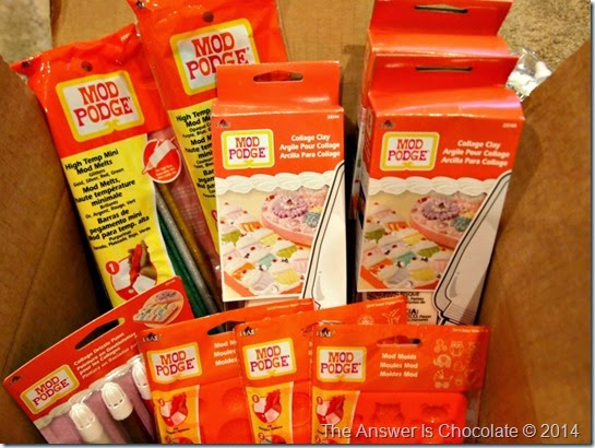 Mod Podge Decoden Supplies