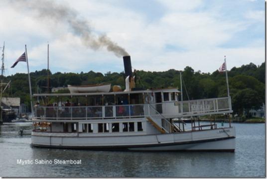 Mystic Sabino Steamboat