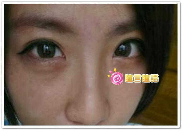 韓國GEO隱形眼鏡-自然金咖3