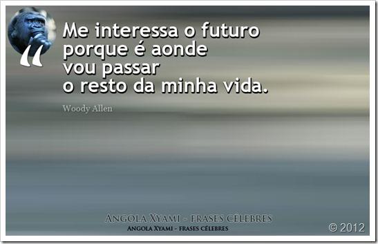 A importancia do futuro, a beleza dos sonhos, o trabalho para crescer na vida