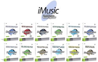 IMUSIC. Ultimate Brain Igniter [ Audio CD ] – El Mejor Potenciador Cerebral. Una poderosa interacción entre la Neuro-Ciencia y la Música