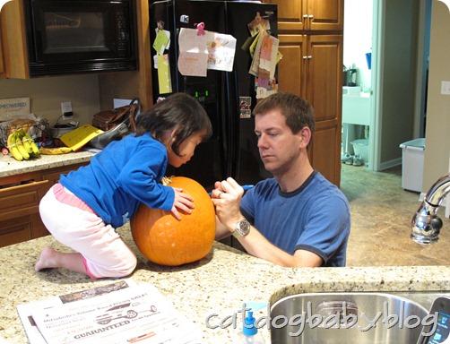 2012-10-28 pumpkin carving (2)