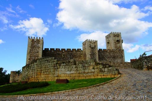 Sabugal - Glória Ishizaka - castelo 3