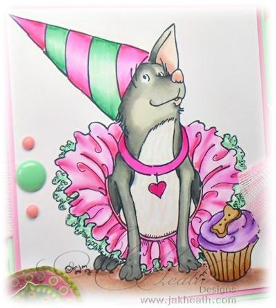Bronte Birthday2