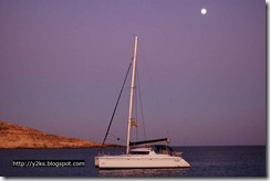 Siamo noi e questo cat - Lampedusa