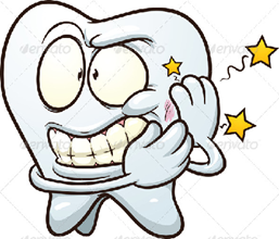 kartun sakit gigi