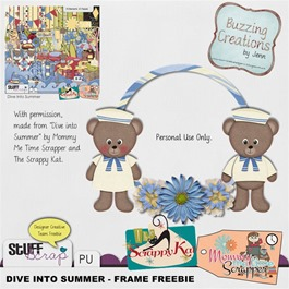 MMTS & TSK - Dive into Summer - Freebie Preview