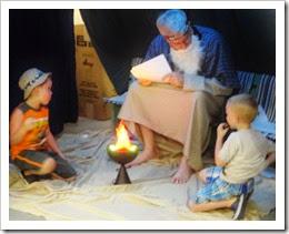wyatt and will vacation bible school 2014c