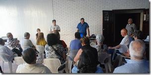 Se realizó la tercera asamblea en Mar de Ajó, Villa Clelia y Nueva Atlantis