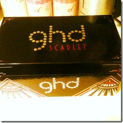 ghd scarlet box