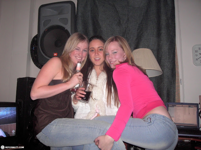 college party girls in Peterborough, Ontario, Canada