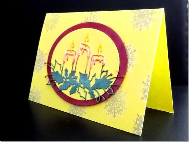 Božićna čestitka - Christmas card - Weinachtkarte (5)