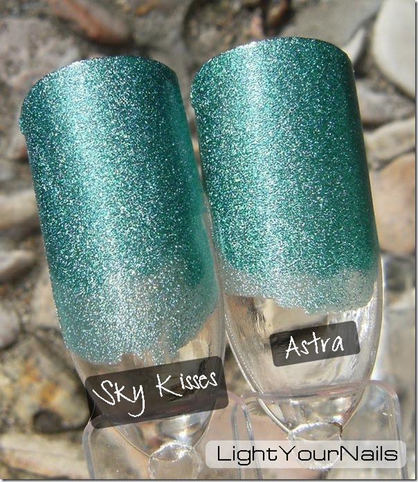 Sky Kisses holosky - Astra holo