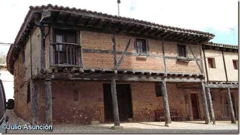 Calatañazor - arquitectura popular