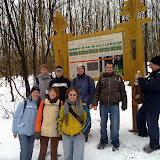 Kirándulás - Börzsöny, 2010. február 20.