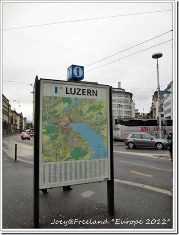 西歐十天鴨仔團 – DAY 5 瑞士