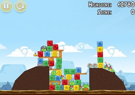 Angry-Birds-For-Chrome-Game-Play