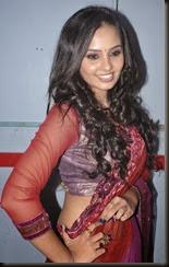 Actress Aarushi @ Velmurugan Borewells Audio Launch Stills