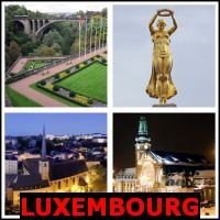 LUXEMBOURG- Whats The Word Answers