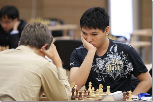 Wesley So knocked out by Sergey Karjakin of Round 2, FIDE World Cup 2011