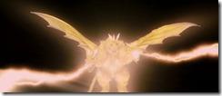 Godzilla GMK HD King Ghidora Spits Lightning