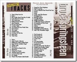 Missing Tracks Vol. 1_back