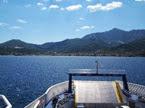 Фериботът Керамоти - о-в Тасос