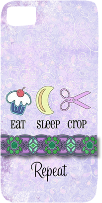 eat sleep crop