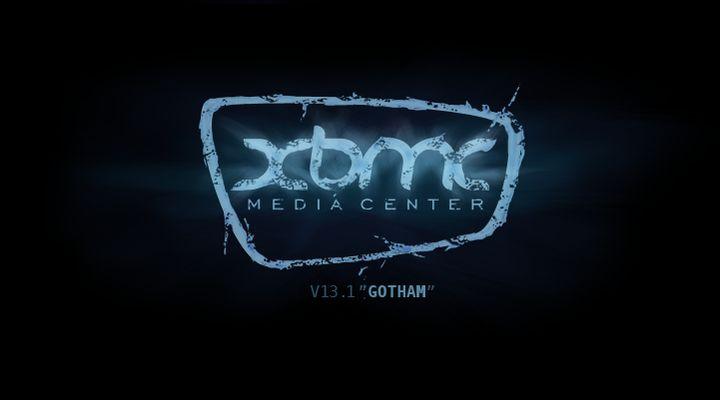 XBMC 13.1 Gotham