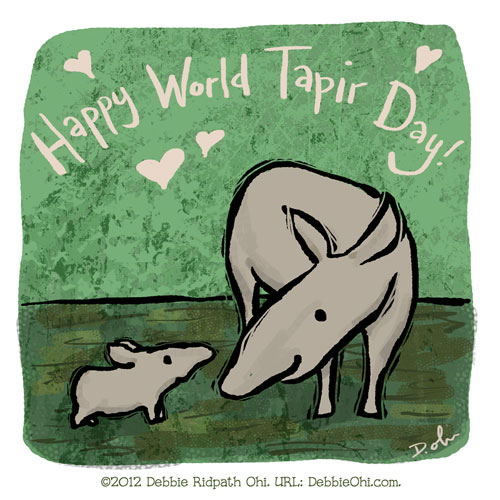 WorldTapirDay v2 flat500