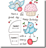 cucake birdy