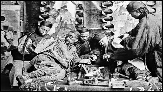 La Guerra del Opio