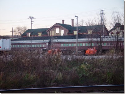 094 Waukesha - Depot from East
