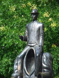 monumento a Kafka, Praga