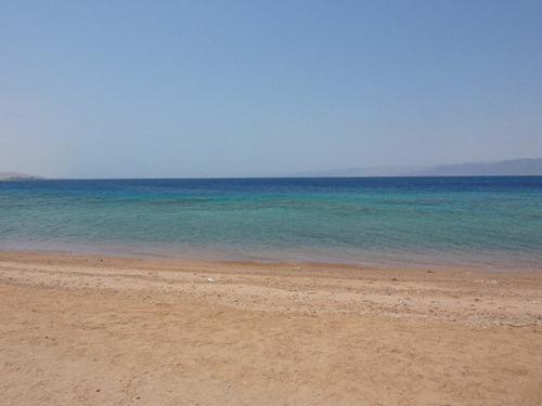 Röda Havet, Aqaba, Jordanien