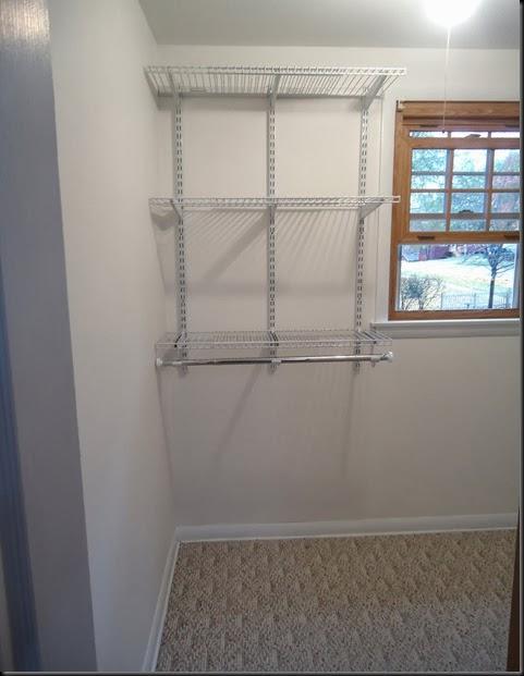 Closet finished 1