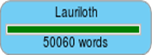 NaNoWriMo 2013 Wordcounter (50k)