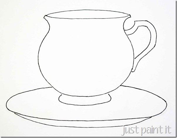 Teacup-Pattern-B