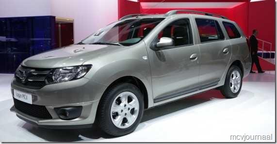 Dacia Logan MCV 2013 40