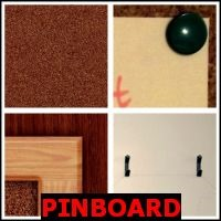 PINBOARD- Whats The Word Answers