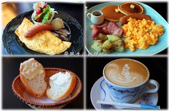 原本在台南市慶中街「小星星」與「伊莉的店」中間的服裝店因租約到期,後來進駐了【PS oven Bekery & Cafe】,原本只是一間西點、烘培麵包咖啡館,後來於2013年12月開始加入早午餐的戰局,結合其原本的西點麵包的特色,幾乎全天販賣早午餐與輕食(早午餐供餐到14:00,其餘時間還有三明治或鬆餅),店名也改成了【PS Cafe Brunch】。