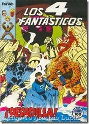 P00029 - Los 4 Fantásticos v1 #29